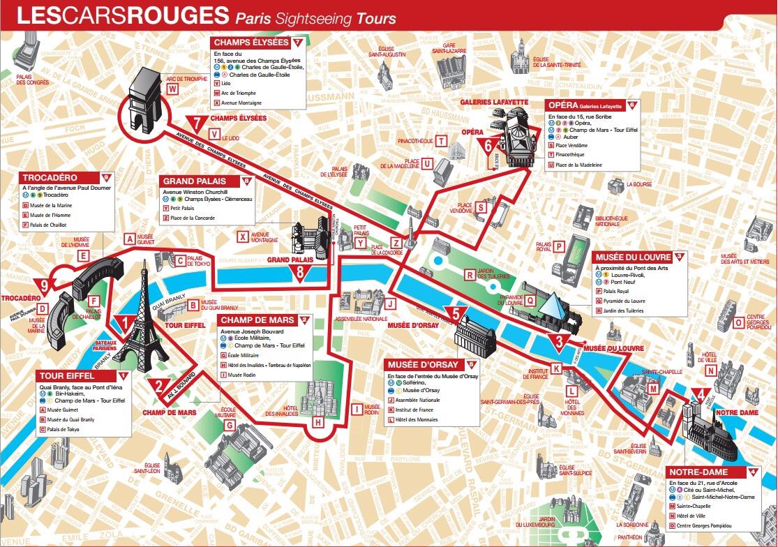 Transportas Paryžiuje