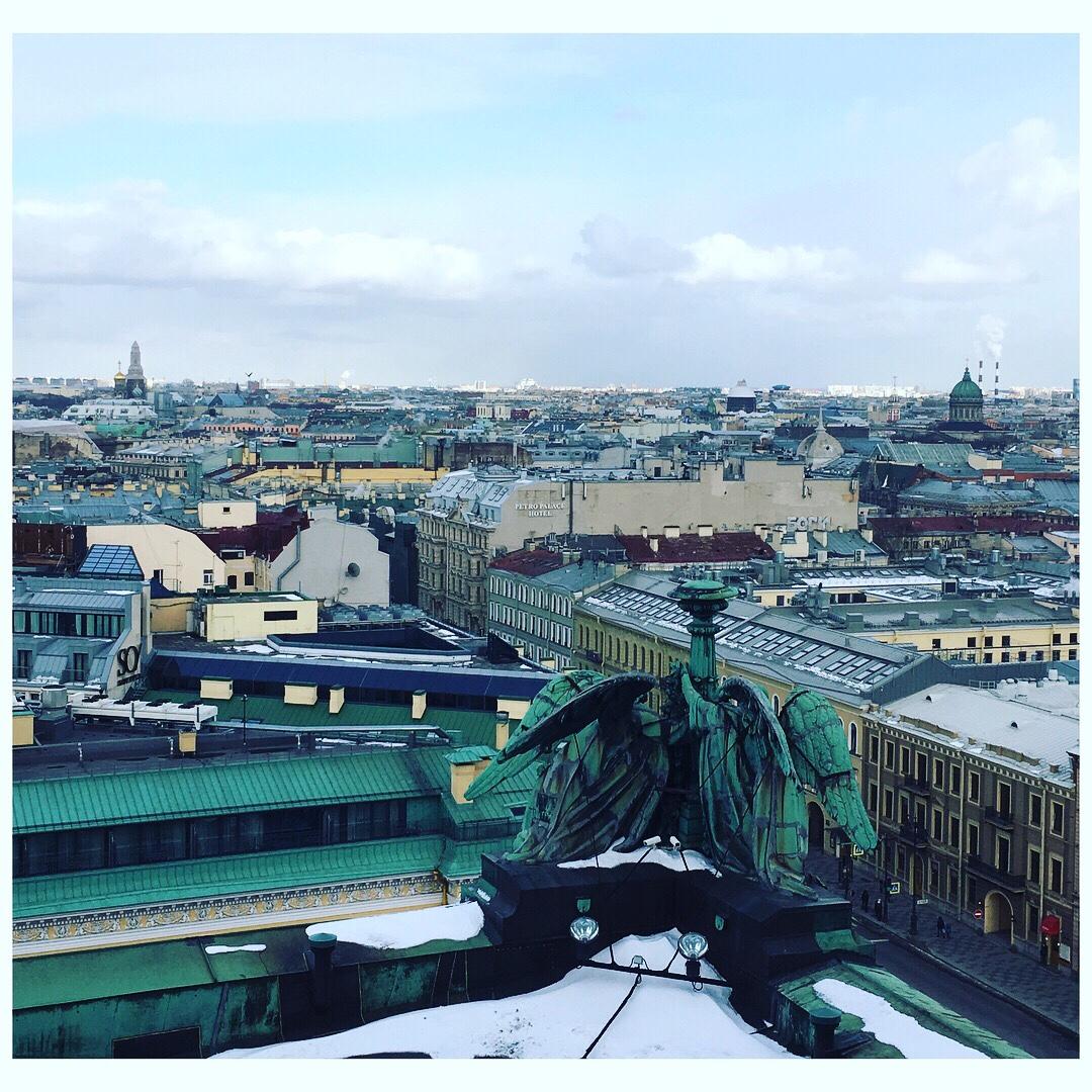 Sankt Peterburgo impresija
