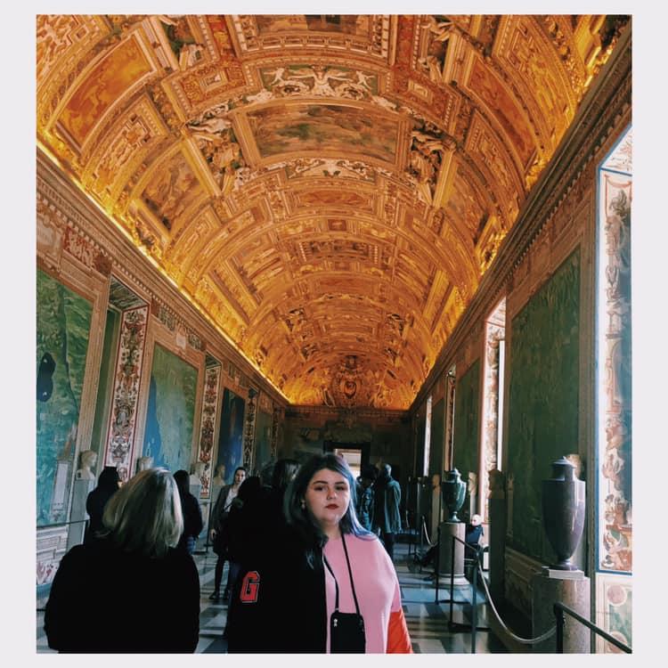 Impresija: Antra dalis: Kelionė po Romą ir Vatikano gėrybės