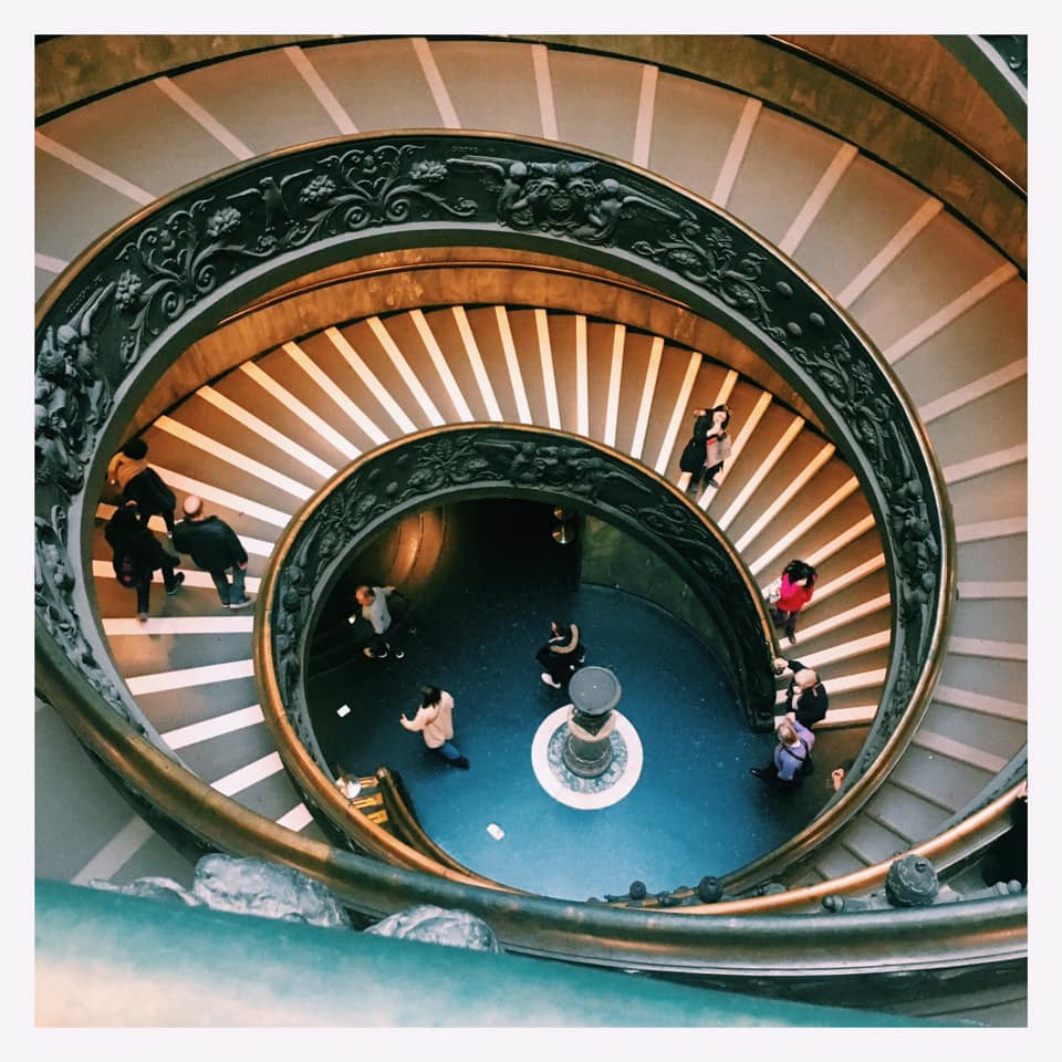 Vatikanas: valstybė viduryje Romos