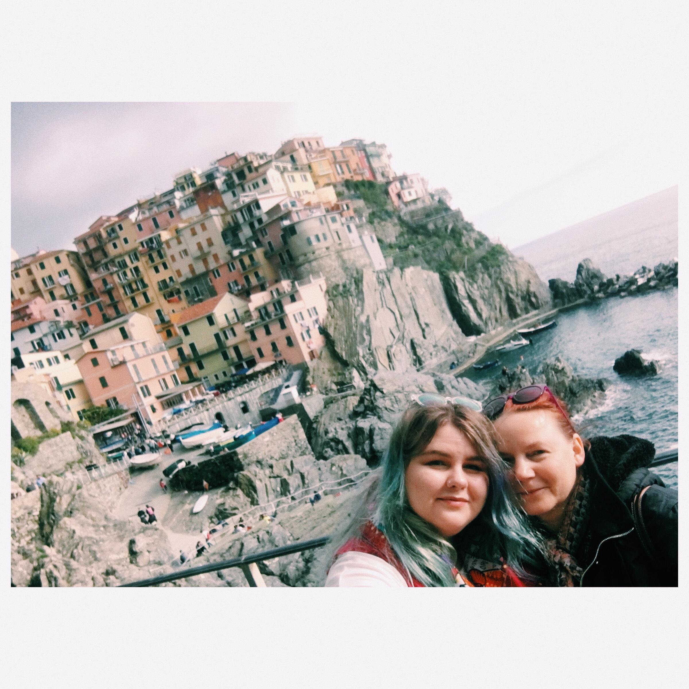 Kelionė į Cinque Terre: Italijos miestelių svaigulys Rivjeroje.