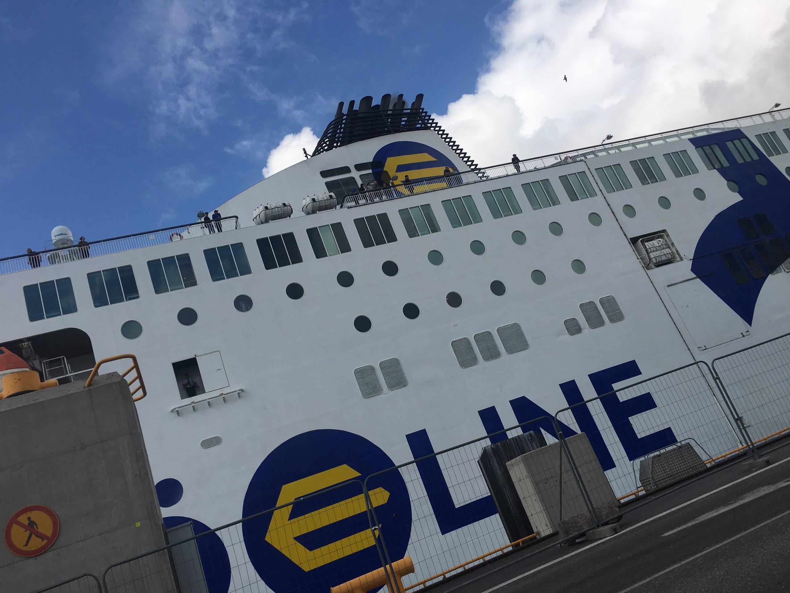 Eckero keltas: Talinas – Helsinkis – Talinas (laivu)
