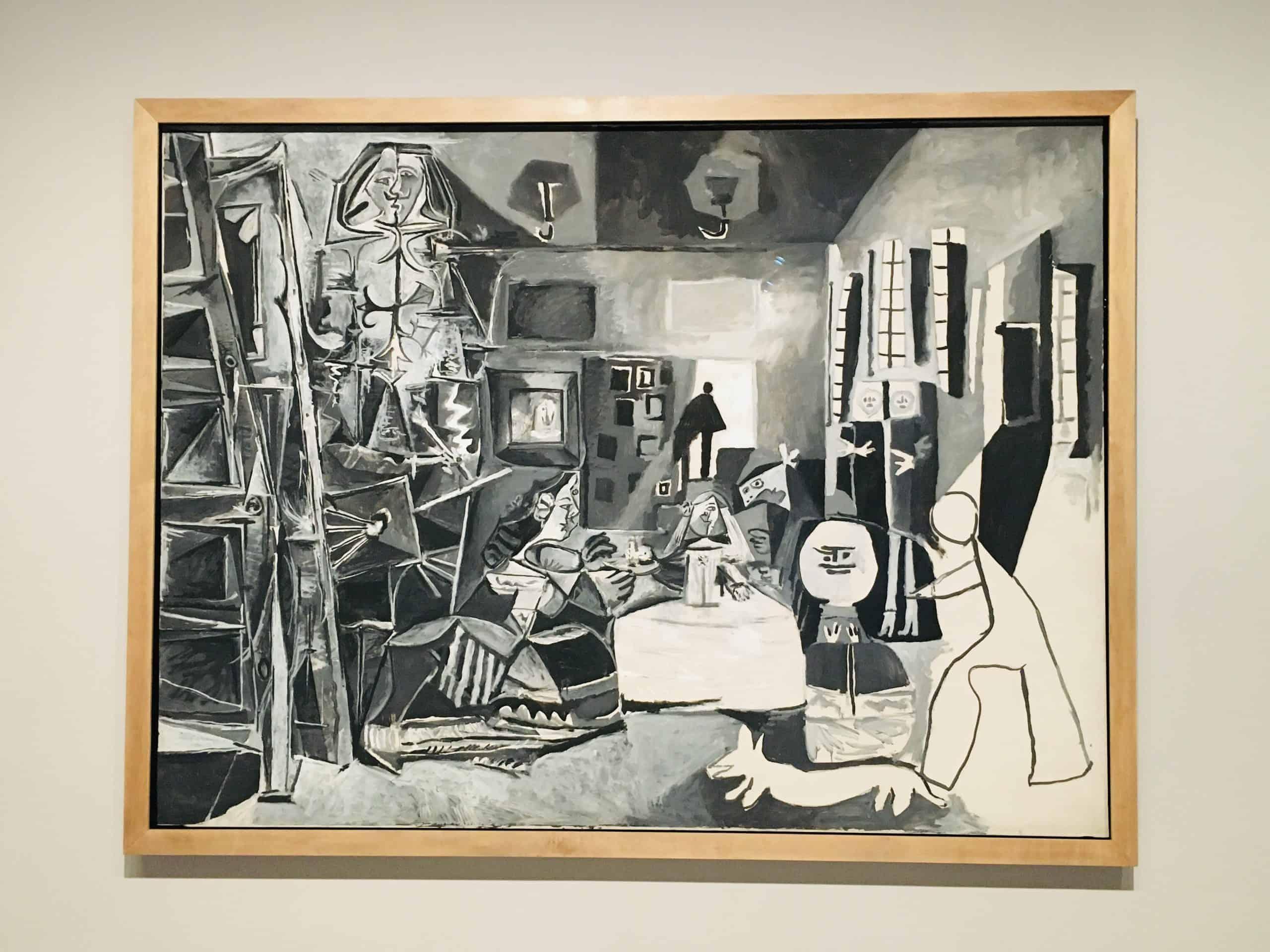 Barselonos meno muziejai (Ir ARTicket pasas)